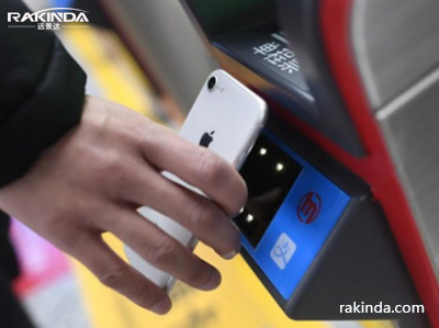 Mobile Payment via QR Code Scanner is Popular in Public Transportation