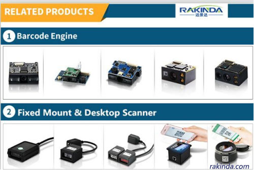 rakinda barcode scanner modules