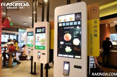 The Popular QR Code Payment of Shenzhen Rakinda Unmanned Smart Stores